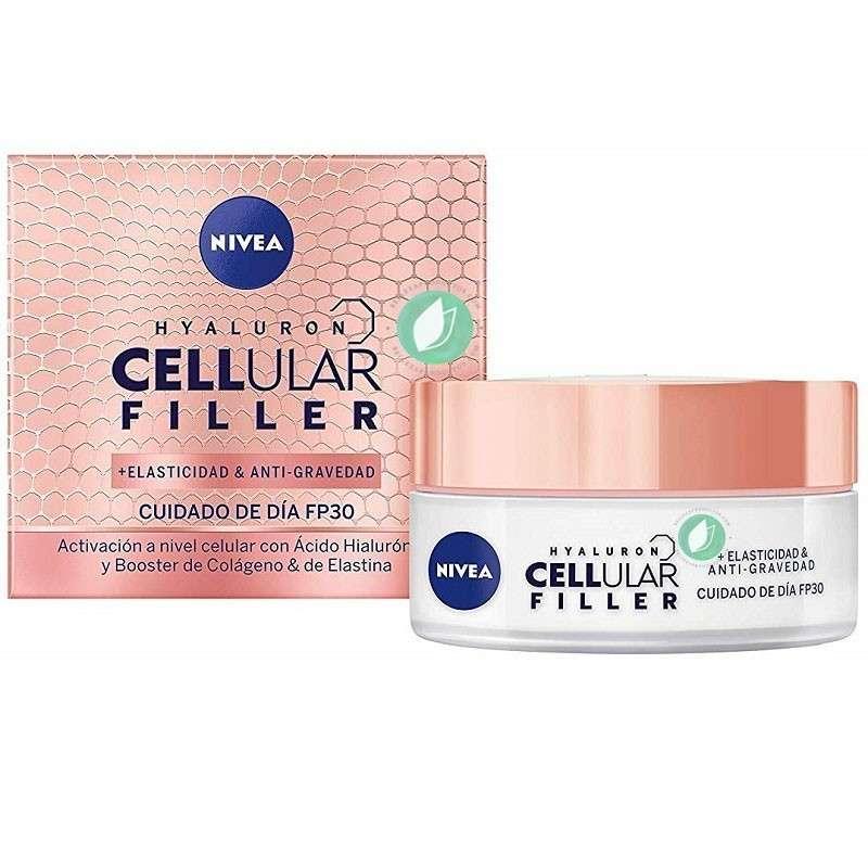 Nivea Hyaluron Cellular Filler Crema Día 50 ml