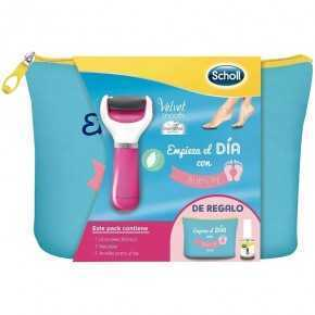Scholl Velvet Smooth Electronic File Hardness