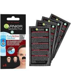 Garnier Pure Active CHarcoal Strisce Nere Anti-Punto