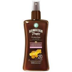 Hawaiian Tropic Protective Dry Spray Oil SPF 20 Coconut And Guava 200 ml