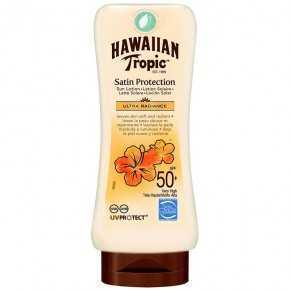 Hawaiian Tropic Satin Protection Ultra Radiance SPF 50+ Sun Lotion 180 ml
