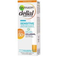 Garnier Delial Sensitive Advance Crema Di Viso E Scollo FPS50+ 50ml