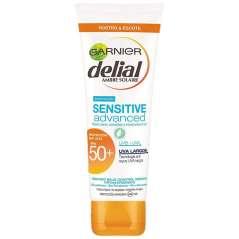 Garnier Delial Sensitive Advance Crème Gezicht En Hals FPS50+ 50ml