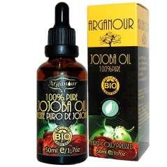 Arganour Jojoba Oil 100% Pure Y Bio 50 ml