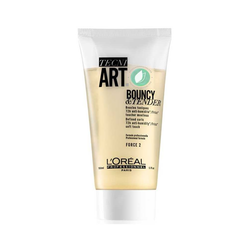 L'Oréal Bouncy & Tender Gel Rizador 150 ml
