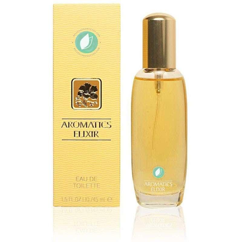 Clinique Aromatics Elixir Eau De Toilette Donna 45 ml