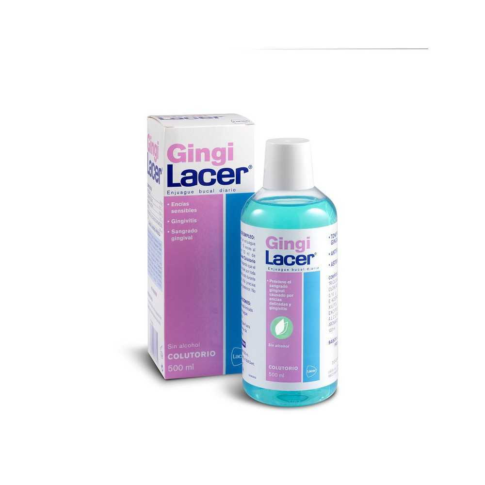 Lacer GingiLacer Colutorio 500 ml