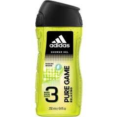 Adidas Pure Game Agua De Colonia Y Gel De Ducha
