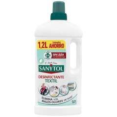 Sanytol Desinfectante Para La Ropa Elimina Bacterias Y Malos Olores 1200 ml
