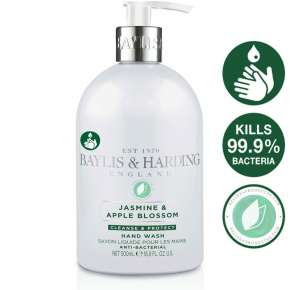 Baylis And Harding Antibacterial Jasmine Hand Soap 500 ml