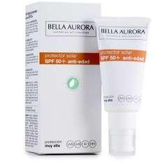 Bella Aurora Protector Solar SPF 50+ Anti-Edad 30 ml