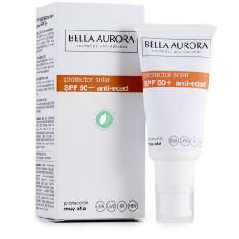 Bella Aurora Protetor Solar SPF 50+ Anti-Age 30 ml
