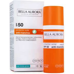 Bella Aurora Protector Solar Spf50 Anti-Manchas Piel Mixta Grasa 50 ml