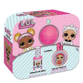 LOL Surprise Set Eau De Toilette 30 ml And Nail Polish
