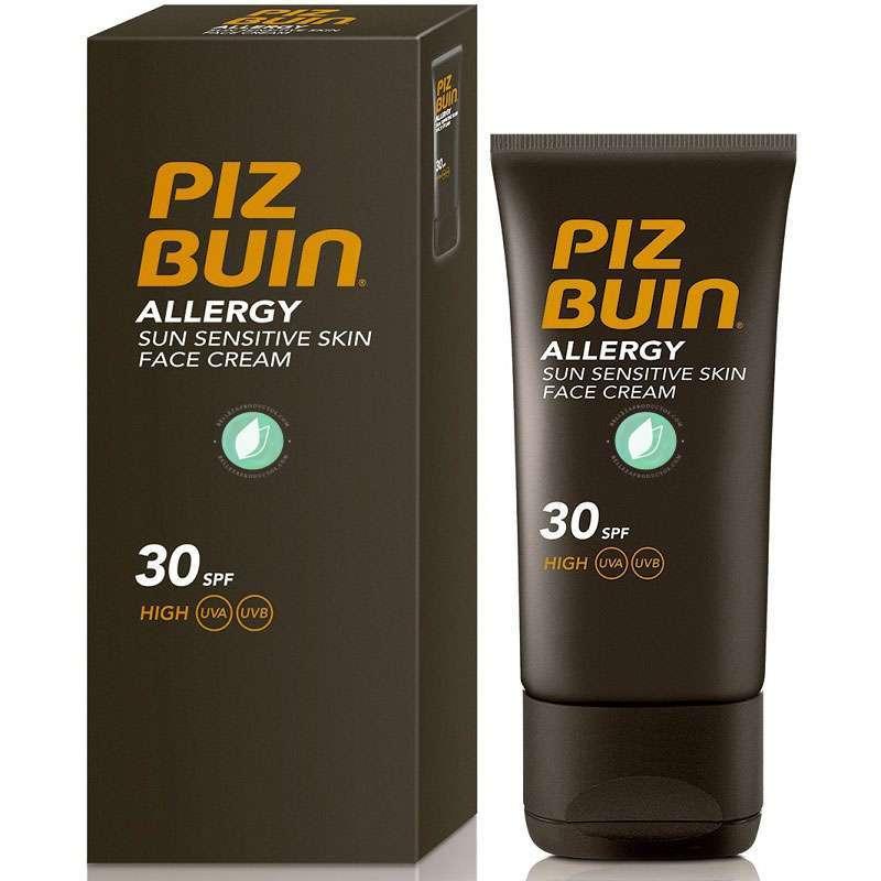 Piz Buin Allergy SPF 30 Face Cream 50 ml
