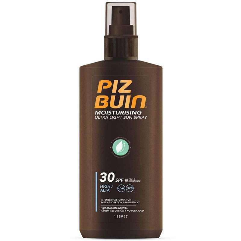 Piz Buin Moisturizing Ultra Light SPF 30 Spray 200 ml