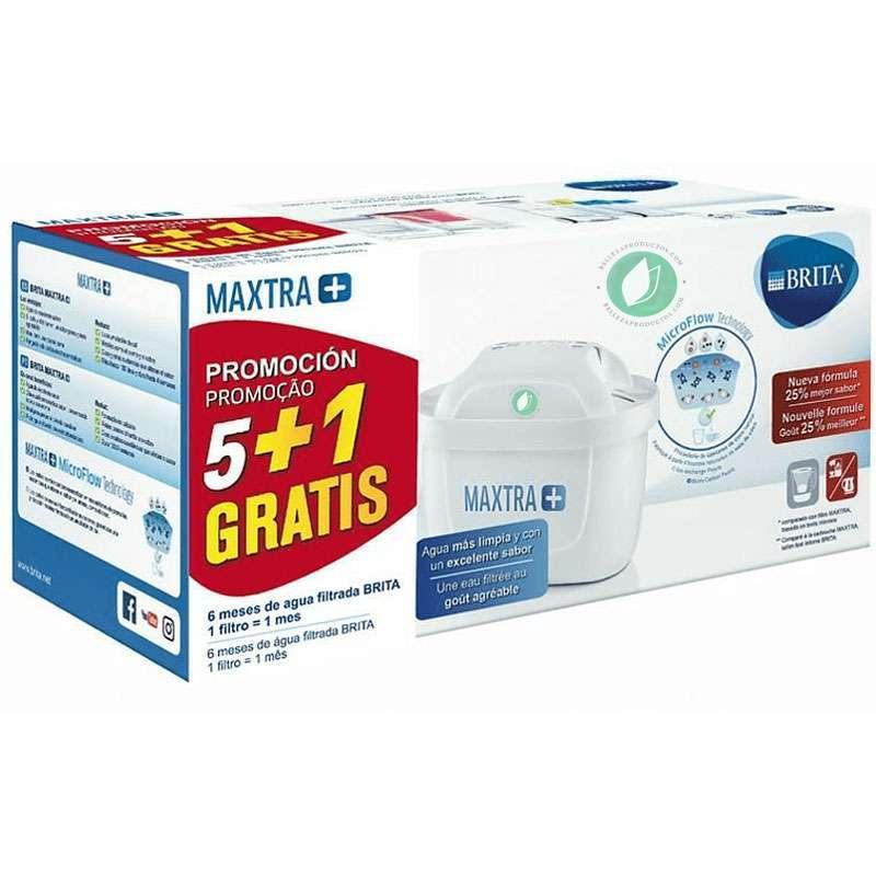 Filtri Brita Maxtra Plus 5+1