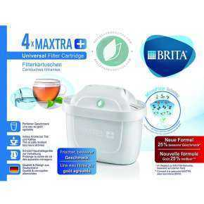 Brita Maxtra Plus Pack 4 Filters
