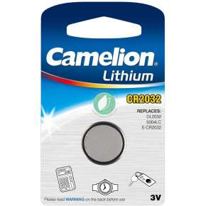 Camelion Lithium Button Cell 3 V CR2032