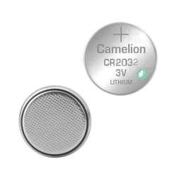 Camelion Pila De Botón De Litio 3 V CR2032