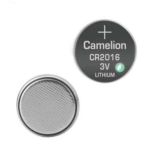 Camelion Lithium Button Cell 3 V CR2016