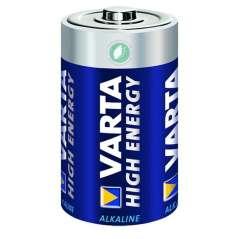 Varta High Energy Alkaline Batterij Pack 2