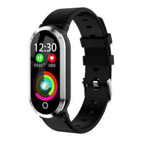 Ksix Activity Bracelet Fitness Band HR3 Black
