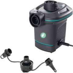 Intex Pompa Aria Elettrica Invertibile Con Ugelli 220-240V