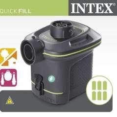 Intex Gonfiatore Elettrico A Batteria