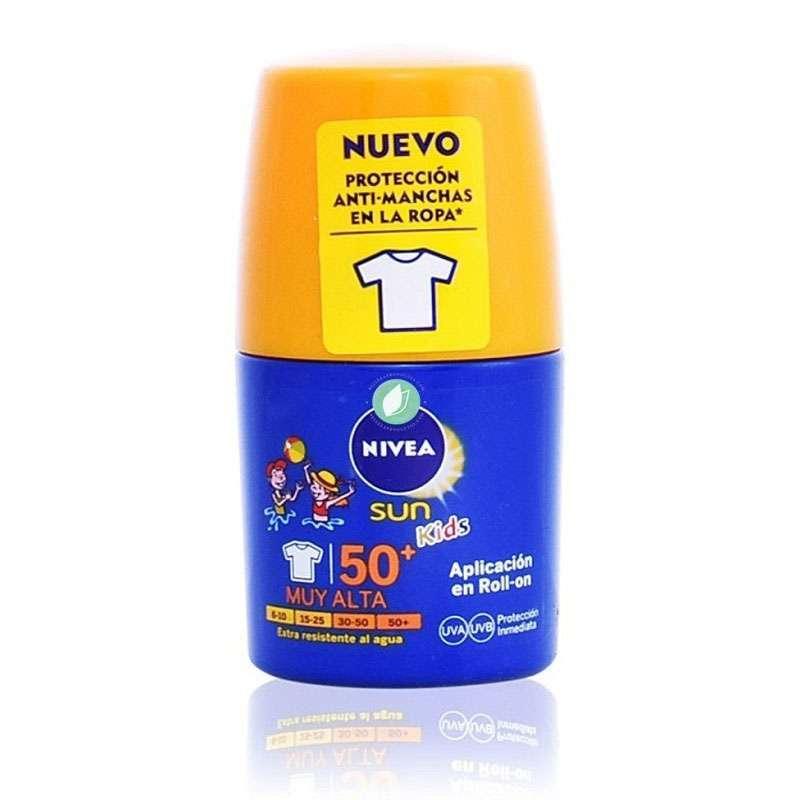 Nivea Sun Kids Roll On Solar FP50+ 50 ml
