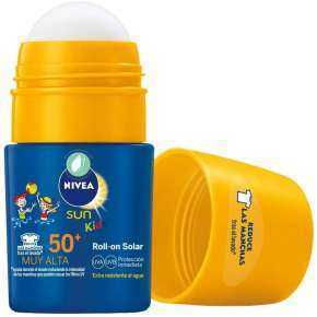 Nivea Sun Kids Roll On Solar FP50+ 50 ml