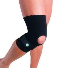 Turbo Protection Knee Black