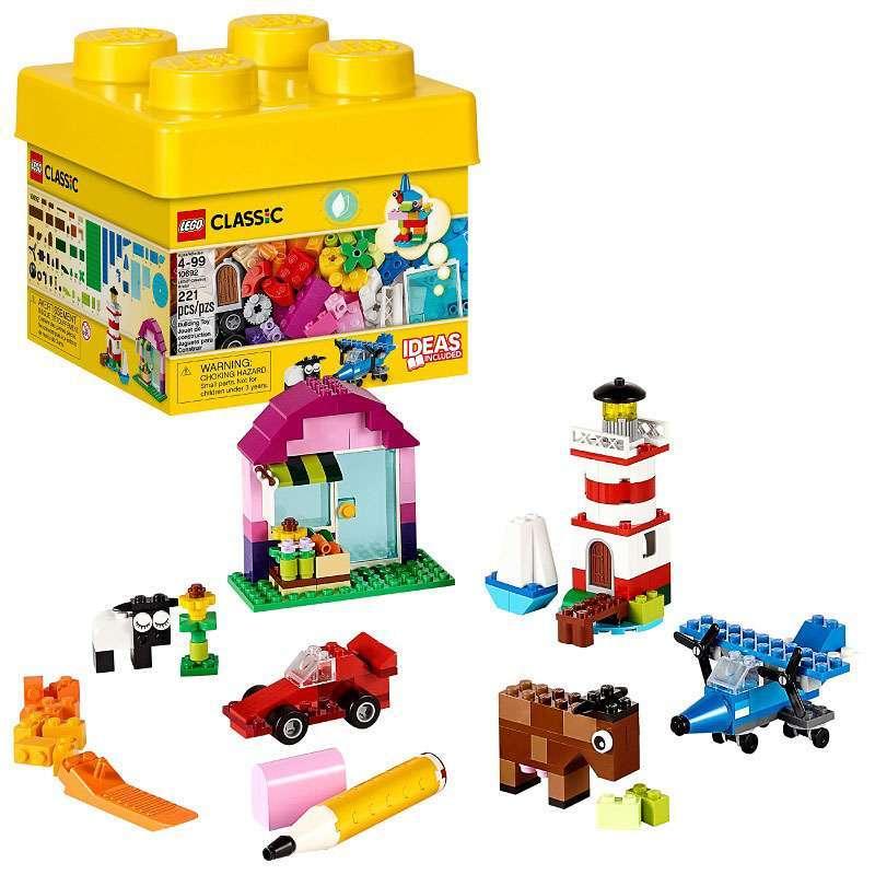 Lego Classic Ladrillos Creativos