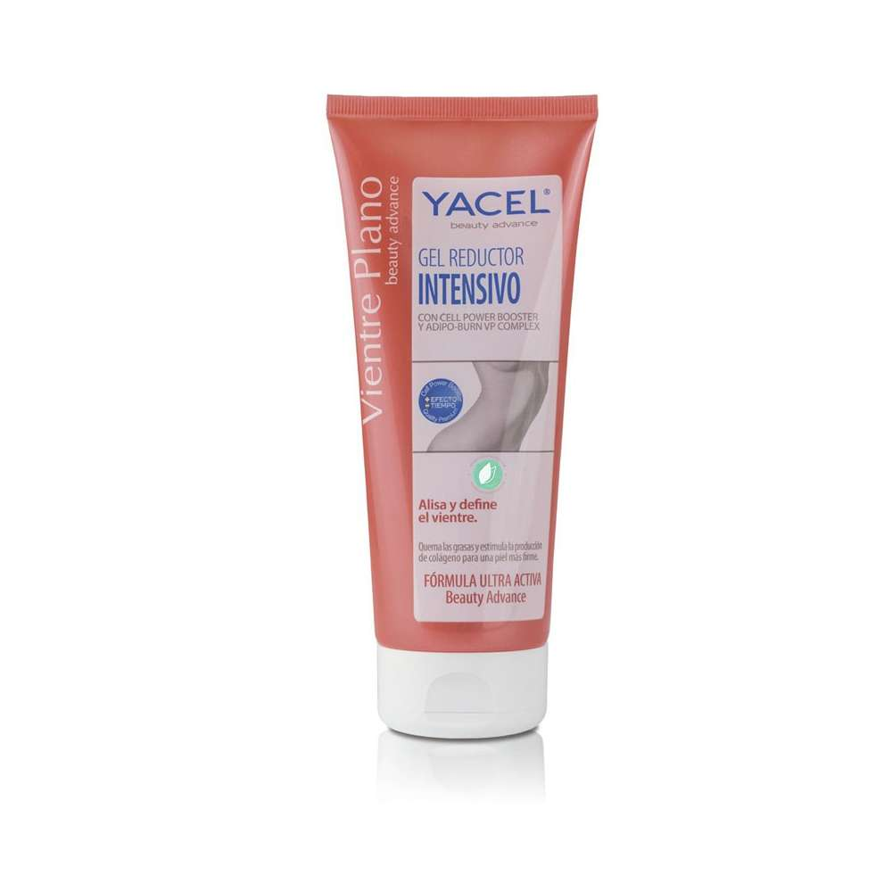 Yacel Flat Belly Intensive Reducing Gel 200 ml