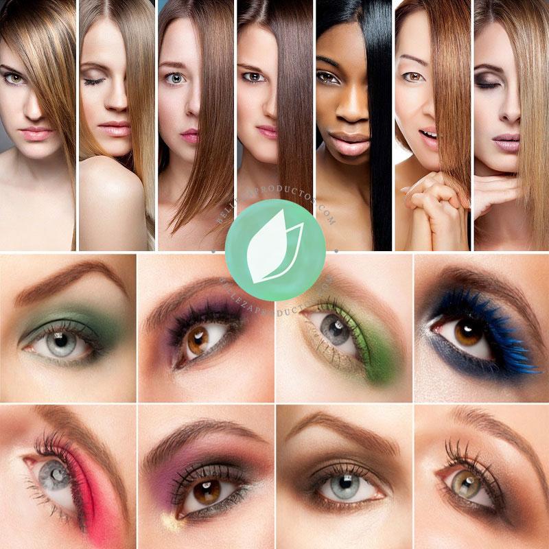 Color De Pelo Para Cada Color De Piel