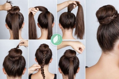 Hairstyle Step By Step And Hair Trends