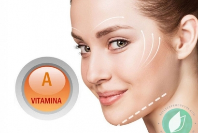 Information on Vitamin A for the Skin
